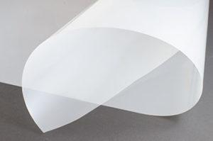 coating on mylar sheets