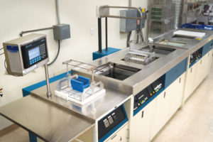 precision ultrasonic cleaning
