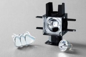 Metal coated optics