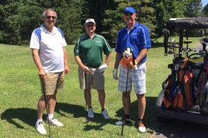 Accucoat golf team