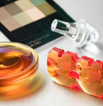 coatings on plastic optics