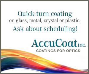 quick turn optic coating